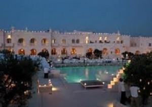 Borgo Egnazio pool