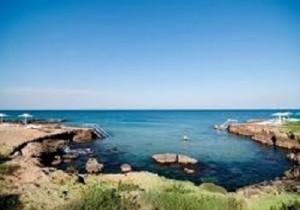 Borgo Egnazia beach